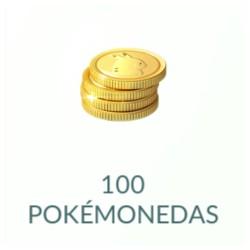 Pokemonedas [100]