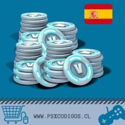 FORTNITE PAVOS: 2800 PAVOS [PS4-PC: Chile ]