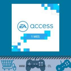EA ACCESS XBOX 1 Mes