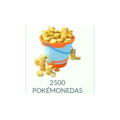 Pokemonedas [2500]