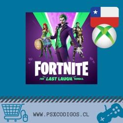Fortnite: Lote La última risa [Fortnite Xbox Chile]