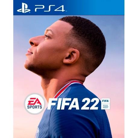 FIFA 22 PS4 - PREVENTA