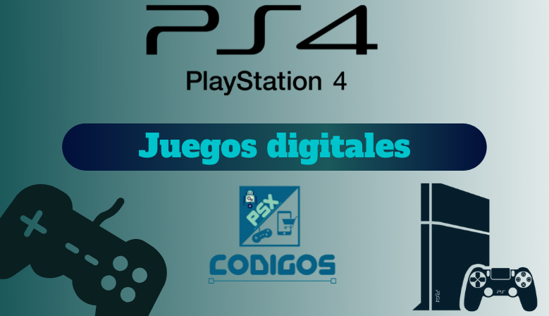 Playstation 4 digitales