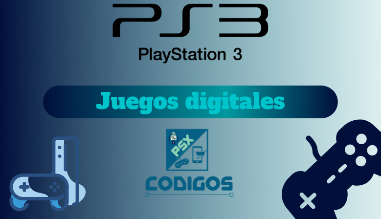 Catalogo digitales ps3
