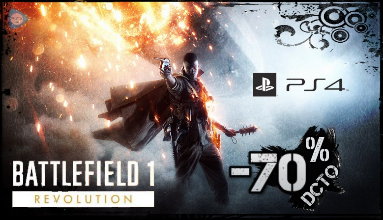 BATTLEFIELD 1 REVOLUTION + PREMIUM PASS PS4